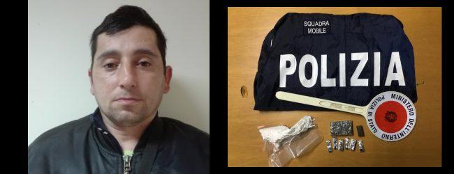 Siracusa| Deteneva droga. Arrestato dalla polizia