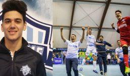 Augusta| Calcio 5, Maritime: Lorenzo Manservigi convocato in nazionale under 19
