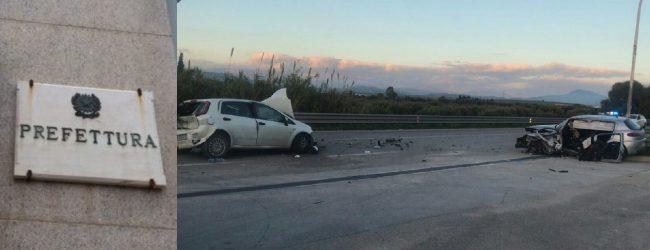 Siracusa| Stamane in Prefettura riunione sul tema della sicurezza stradale