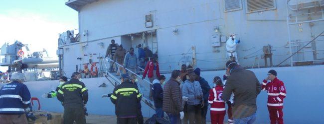 Augusta| La Polizia di Stato esegue l' espulsione di un tunisino dimesso dal carcere.
