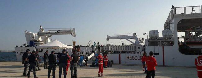 Siracusa  La Polizia esegue un'espulsione di un tunisino recluso ad Augusta.