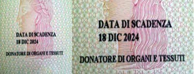 """Lentini   Donazione organi, ancora """"vietata"""" la scelta in Comune"""