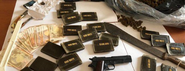 Siracusa| Droga, armi e fortini organizzati. Impegno della guardia di Finanza nel controllo del territorio