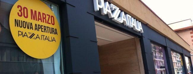 Augusta| Tutto pronto per l'apertura del nuovo family store targato Piazza Italia