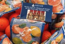 Lentini | Le arance tarocco per sostenere il restauro dei Tre Santi