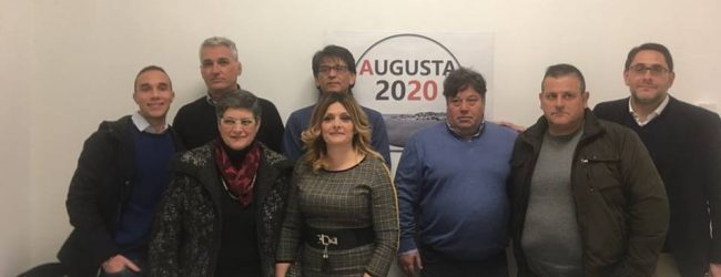 Augusta  Avanti il civismo per il movimento 2020 che unisce forze moderate.<span class='video_title_tag'> -Video</span>