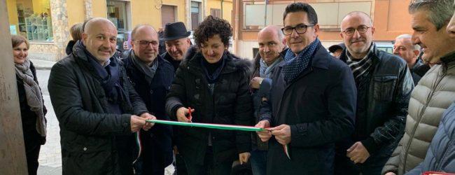 Francofonte | Nuova sede della Cisl, inaugurazione alla presenza del segretario generale Paolo Sanzaro