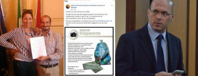Augusta| Ecologia cittadina affidata ai post di Facebook: Di Mare critica Pulvirenti.