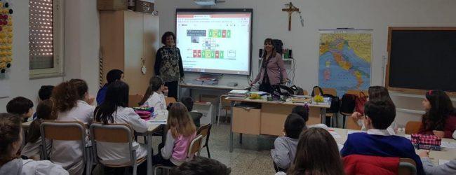 Augusta| Le classi II e V C Cappuccini in diretta con l'università di Urbino.
