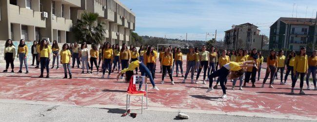 Augusta| l'Arangio Ruiz dice no alla violenza contro le donne.