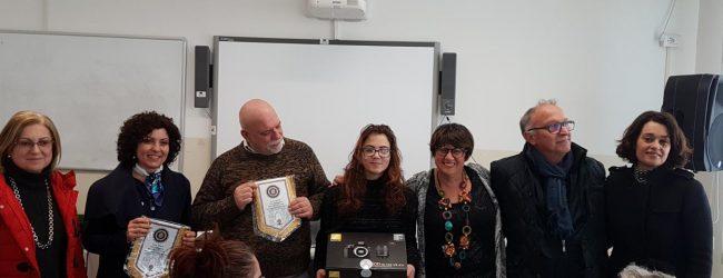 Augusta| L'Inner Wheel premia un'alunna: il talento è la strada per il futuro.