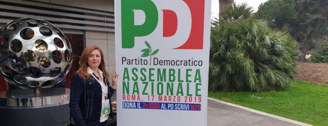 Augusta| Furfaro rappresentante dell'area Dem del Pd all'assemblea nazionale