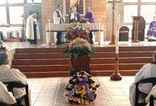 Carlentini | Celebrati questa mattina i funerali di padre Teresio, sacerdote umile e gioioso