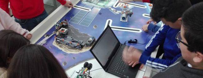 Augusta| La Zodiac Ruiz del Principe di Napoli alle gare di robotica.