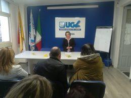 Catania| Ugl scuola. Il segretario nazionale Mascolo nomina reggente della federazione regionale  la catanese Giusy Fiumano.