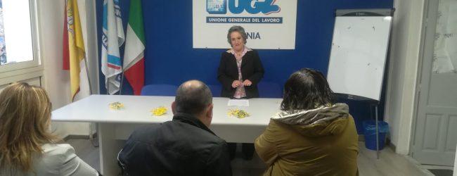 Catania  Ugl scuola. Il segretario nazionale Mascolo nomina reggente della federazione regionale  la catanese Giusy Fiumano.