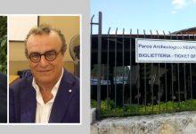 Siracusa| La biglietteria del Parco Archeologico resti a Casina Cuti