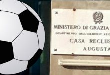 Augusta| Progetto sport e legalità. Triangolare di calcio alla casa di reclusione di Brucoli