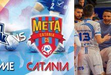 Augusta| Calcio a 5, Serie A. Venerdì va in scena il derby di Sicilia tra Maritime Augusta e Meta Catania