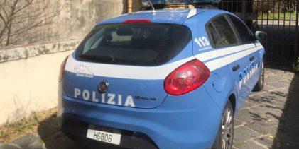 Augusta  La Polizia di Stato denuncia due persone di origine albanese.