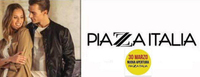Augusta  Piazza Italia, un nuovo family store dove qualità e convenienza sono finalmente di casa