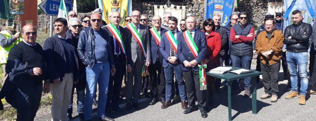 Francofonte | Autostrada Catania-Ragusa, i sindaci del territorio: «Ora basta rinvii»<span class='video_title_tag'> -Video</span>