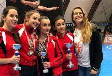 Augusta| Sul podio più alto le atlete dell'Asd SportLife al campionato regionale di ginnastica artistica.