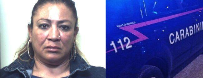 Augusta| Ruba nel centro commerciale: siracusana arrestata dai carabinieri.