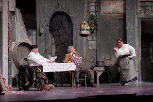 Augusta  Teatro: Emozioni per l'opera «U scialli» a Città della Notte