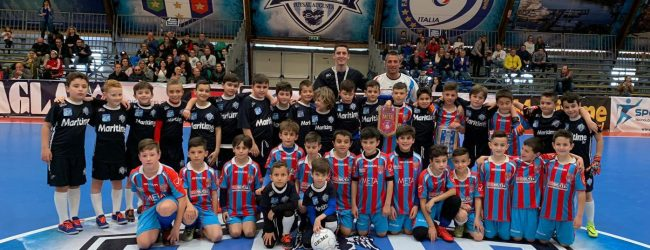 Augusta| Giovanissimi e Futsal: Il Palajonio teatro dello sport per un giorno.
