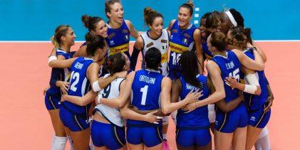 Catania  Italvolley femminile torna a giocare in Sicilia dopo quattro anni