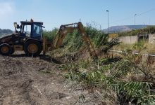 Lentini | Prevenzione incendi estivi, in moto la macchina per la pulizia delle aree incolte