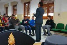 Noto| Gli studenti a lezione di legalità