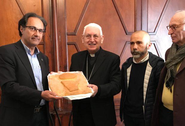 Siracusa  Santa Pasqua, Mons. Pappalardo, incontra giornalisti e operatori della comunicazione.