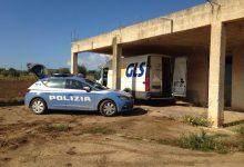 Noto  La Polizia di Stato rinviene un autocarro nei pressi di Noto