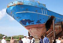 Augusta| Il barcone naufragato il 18 aprile 2015 resterà in città.
