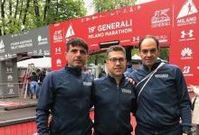 Augusta| Maratona di Milano: tre atleti dell'Asd Megara Running