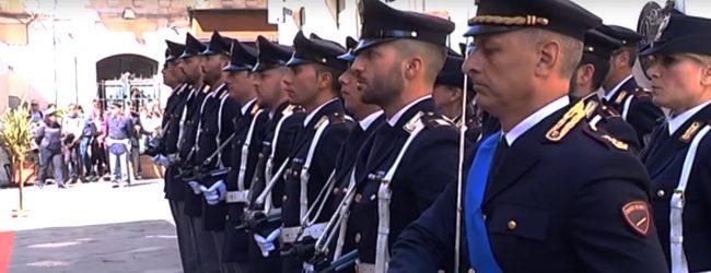 Siracusa  Al teatro Massimo celebrato il 167° anniversario della fondazione della Polizia di Stato