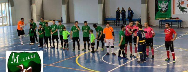 Melilli| Futsal Serie B: Spettacolo al PalaMelilli tra Assoporto e Ispica.