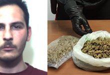 Augusta| Arrestato un giovane che nello zainetto custodiva 460 grammi di droga.