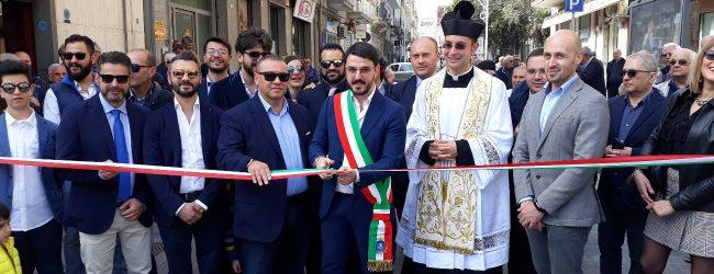 Lentini | Via Garibaldi restituita alla città, presto sarà zona pedonale