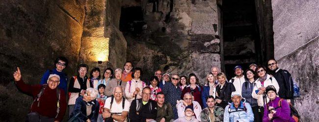 Melilli| Italia Nostra Melilli: Esplorazione Cava Pirrera per i soci Cai Ragusa.