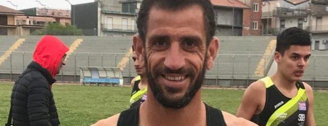 Augusta  Tony Liuzzo: Suo il titolo regionale sui 10 mila metri a Misterbianco
