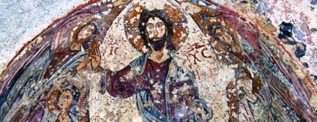 Lentini | Chiesa del Crocifisso, SiciliAntica lancia raccolta fondi online per il restauro del Pantocratore