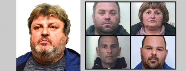 Pachino| Rancore verso il fratello. 5 arresti per estorsione<span class='video_title_tag'> -Video</span>
