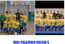 Palazzolo| Real Palazzolo Futsal: «Risultato fantastico»