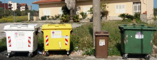 Melilli| Bonifica straordinaria di rifiuti nelle strade di Villasmundo