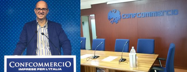 Palermo  Elio Piscitello è il vice presidente regionale di Confcommercio Sicilia