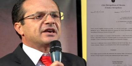 """Messina  Ex Province siciliane, Cateno De Luca: """"Non convocherò comizi elettorali"""""""
