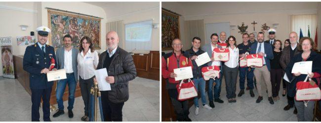 Melilli| L'Università di Catania premia la Polizia Municipale di Melilli